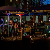 Herbstfest Open-Air Kaiser-Josef-Platz Halloween Rock Pop Party