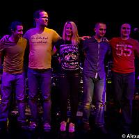 Coverband «einheitsbrei» Livekonzert  Moxx Graz Steiermark Moxx 2015_9